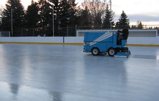 Killarney ice rink